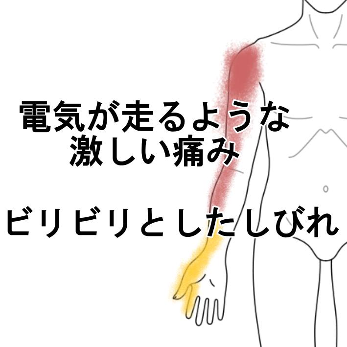 神経痛 ツボ 肋間